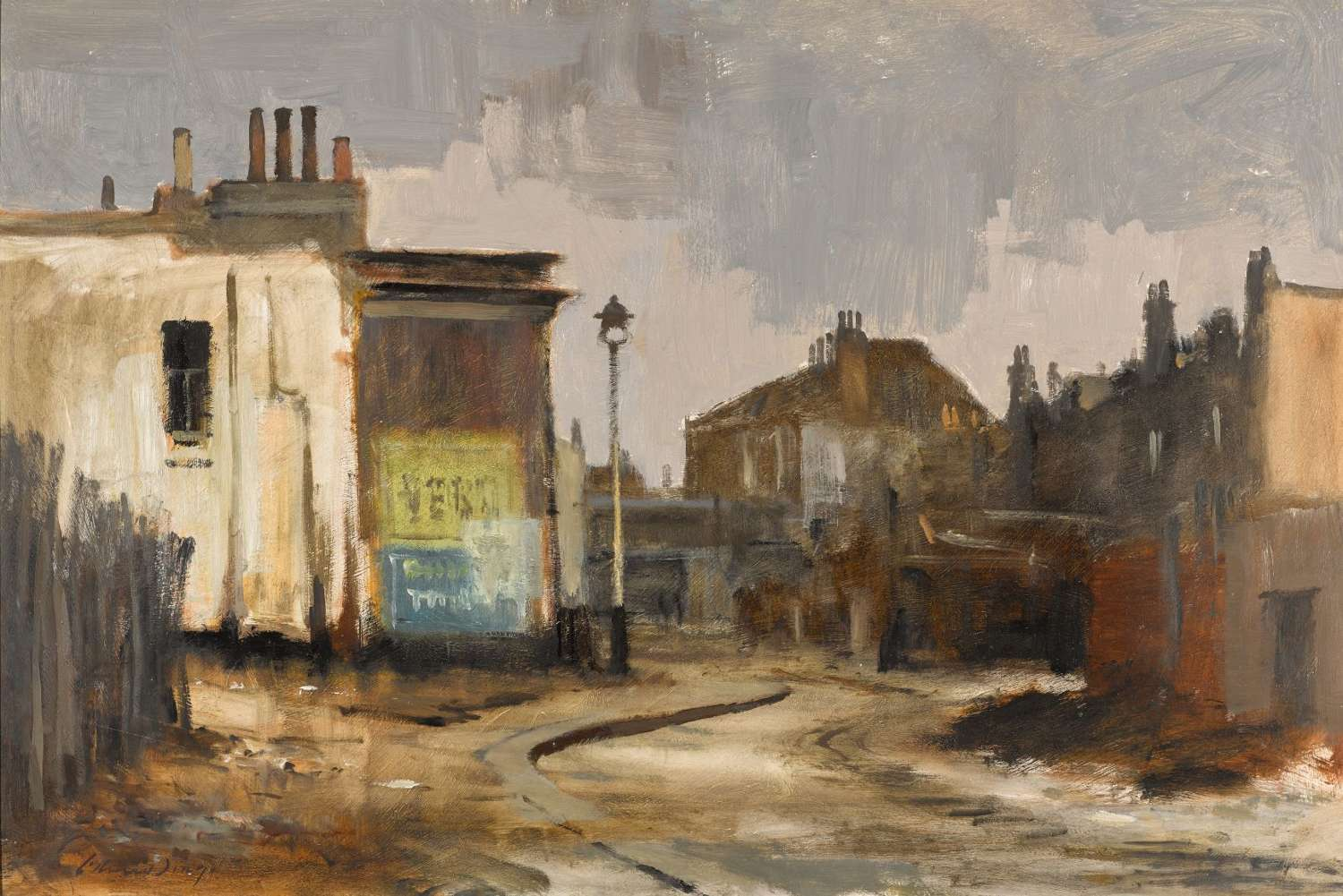 Edward Brian Seago (British 1910-1974) Oil on canvas